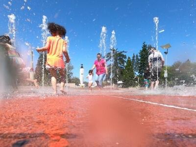 Gresham Children's Fountain