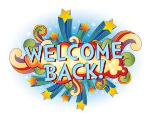 1 Welcome Back