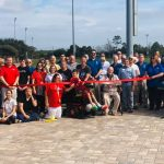 SEV Chamber Ribbon Cutting for Music Notes Park