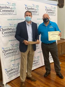 SEV Chamber Installation and Awards