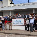 Epic Flight Academy Aircraft Mechanic School Ribbon Cutting Ceremony