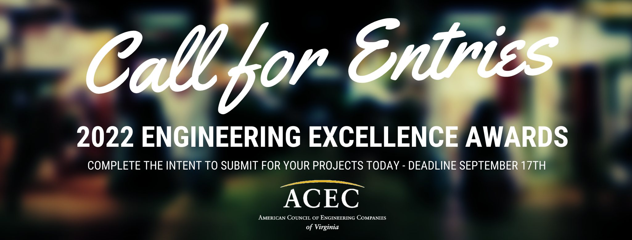 Call for Entries 2022