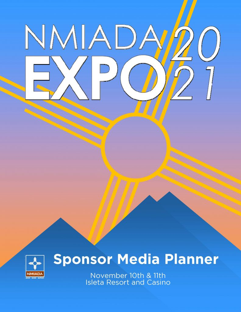 Sponsor Expo Media Planner front page
