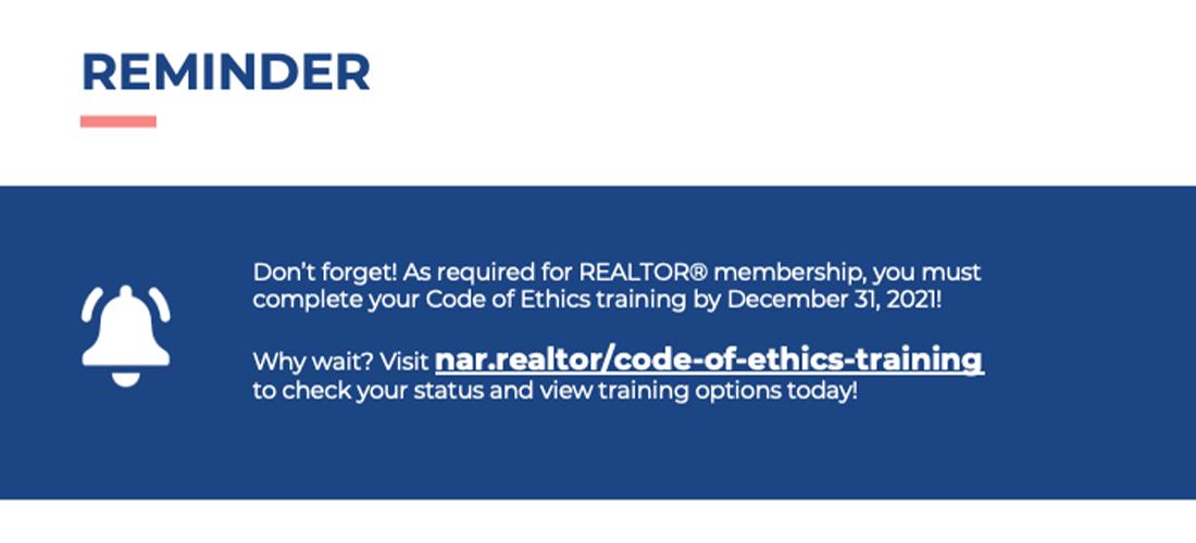 Slide - Code of Ethics Training