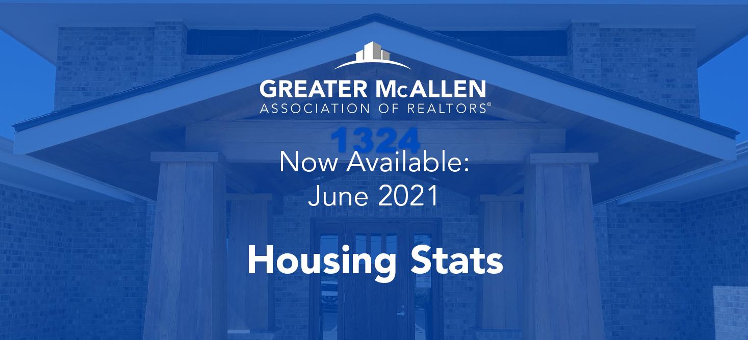 Slide - June 2021 Housing Stats