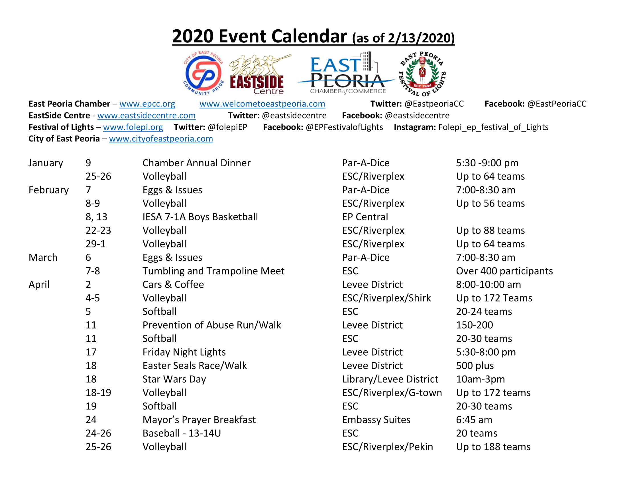 2020 Events as of Feb 13 2020-1