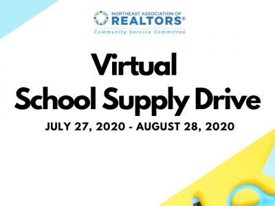 school supply drive website photo