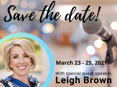 Save the date for NEAR's 2020 conference March 23 - 25, 2021 with guest speaker Leigh Brown