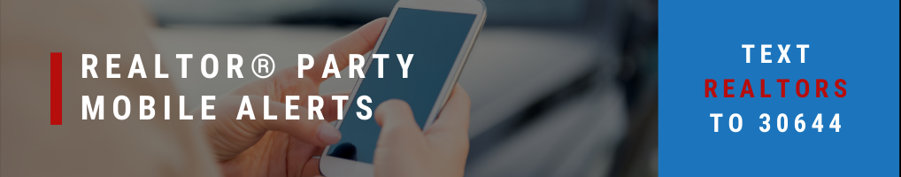 Banner Realty Party Mobile Alerts