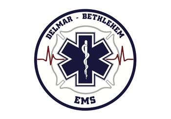Delmar-Bethlehem EMS Logo