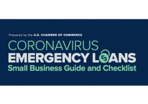 Coronavirus Emergency Loans graphic