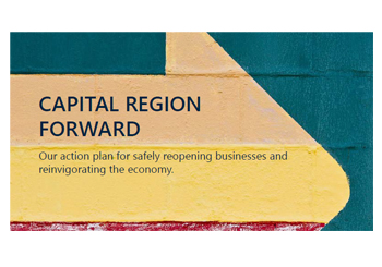 Capital Region Forward Plan graphic
