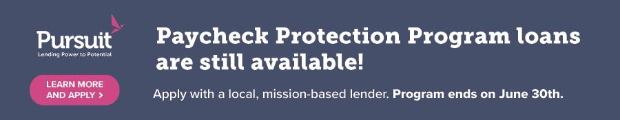 Pursuit Paycheck Protection Program