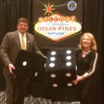 Delegate Wayne Hartman and Senator Mary Beth Carroza