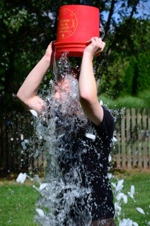 The Viral Phenomena of the ALS Ice Bucket Challenge
