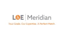 L&E Meridian Logo 200