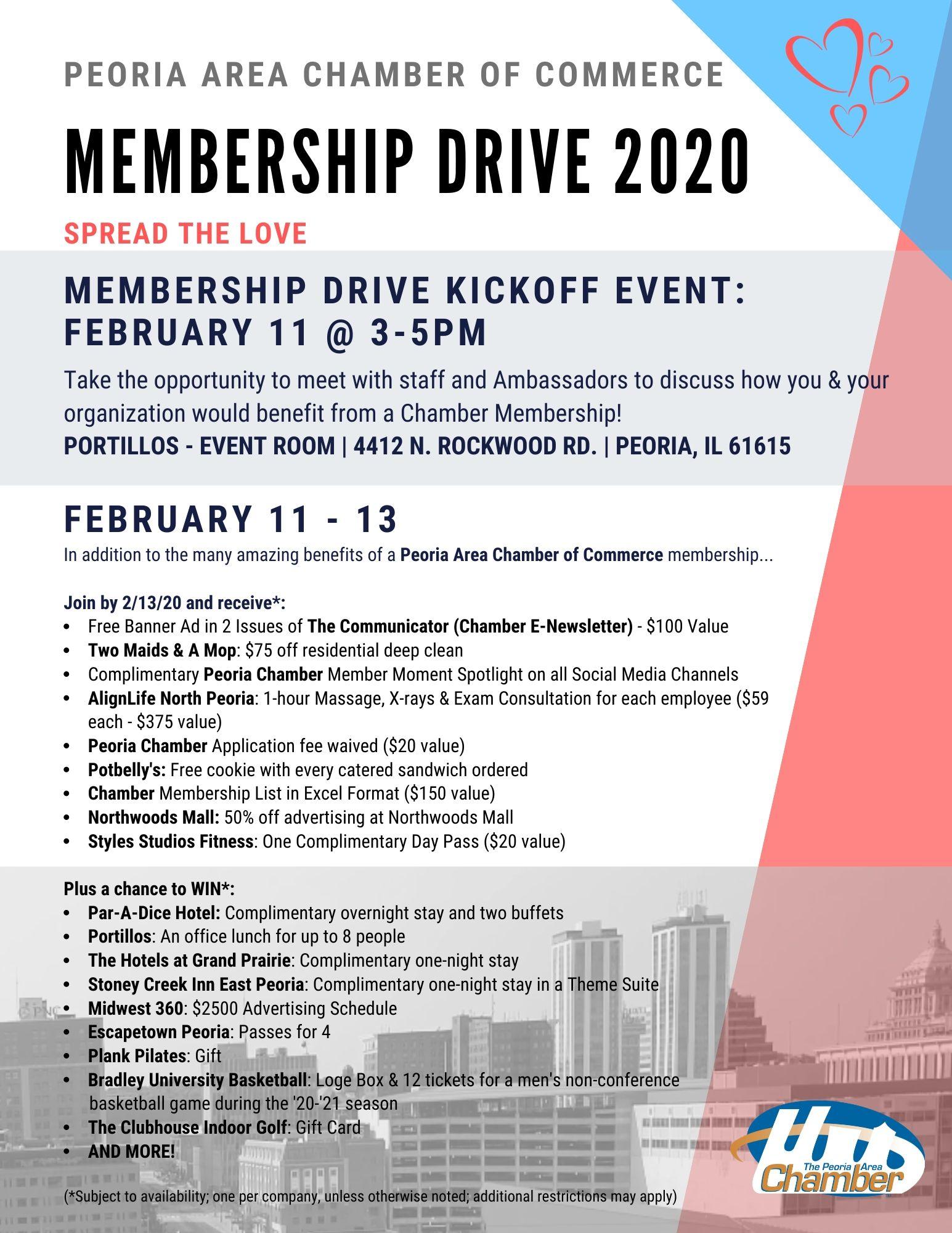 Membership Drive PACC