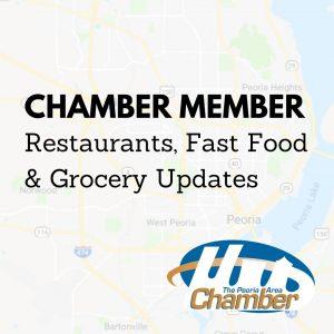 Chamber Restaurants Updates
