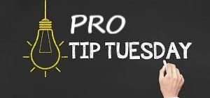 ProTip Tuesday logo