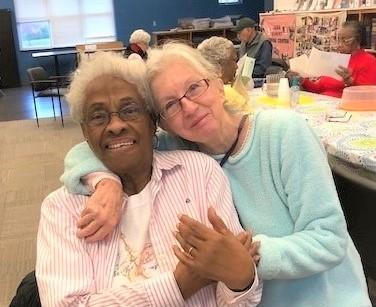 JABA Community Center members