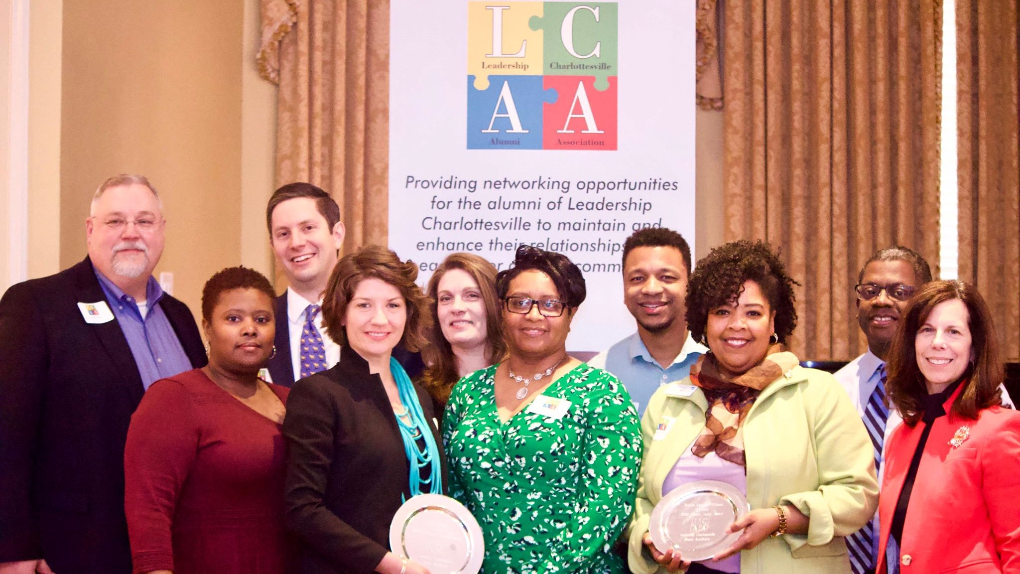 lcaa board and recipients 2