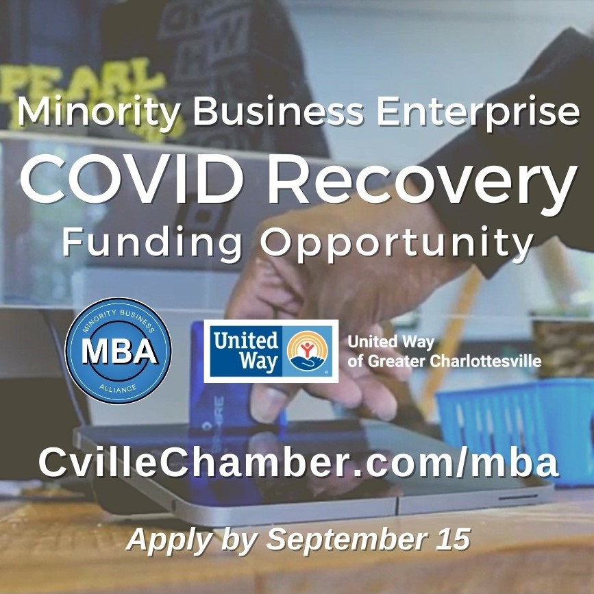 Minority Business COVID Recovery Grant
