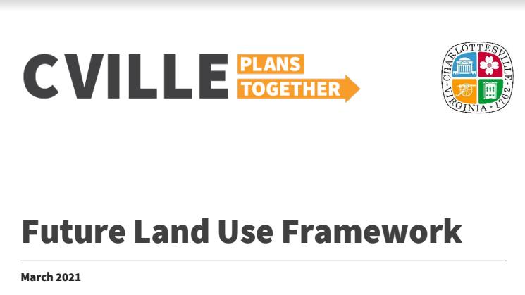 CADRe land use framework