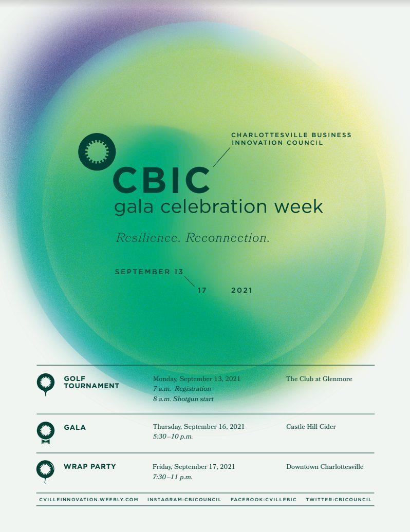 CBIC gala week flyer