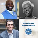 Meet the MBA leadership team