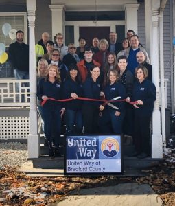 United Way Ribbon Cutting