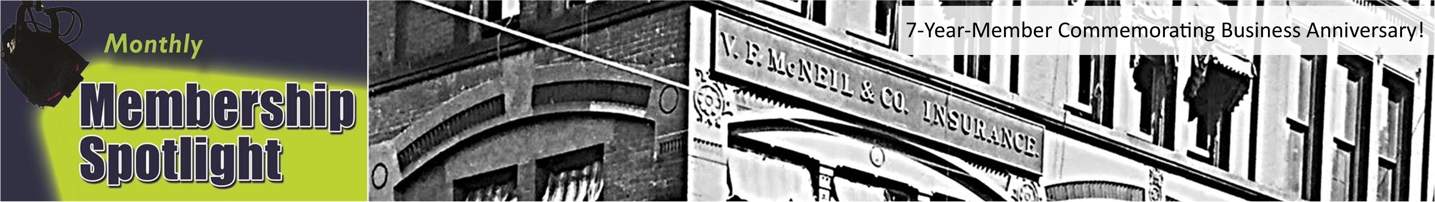 VF McNeil Insurance Member Spotlight Banner
