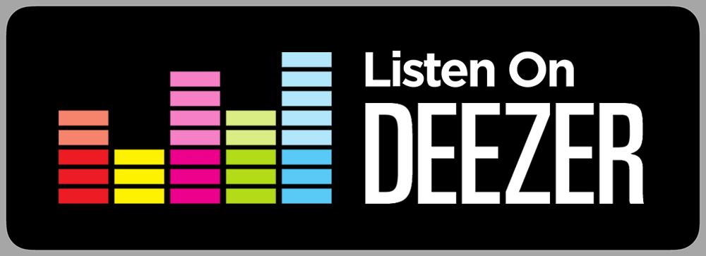 Deezer listen badge