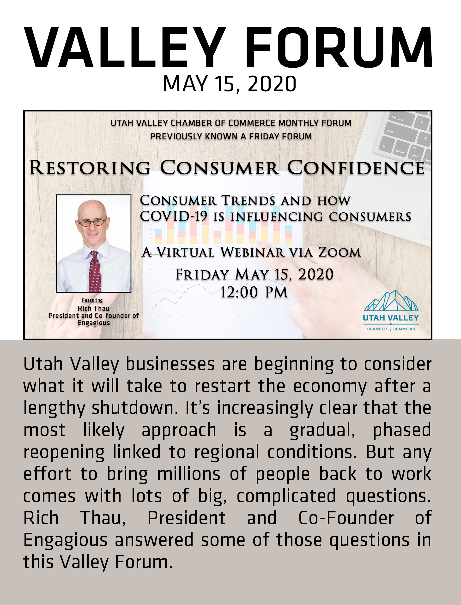 Valley Forum May 2020