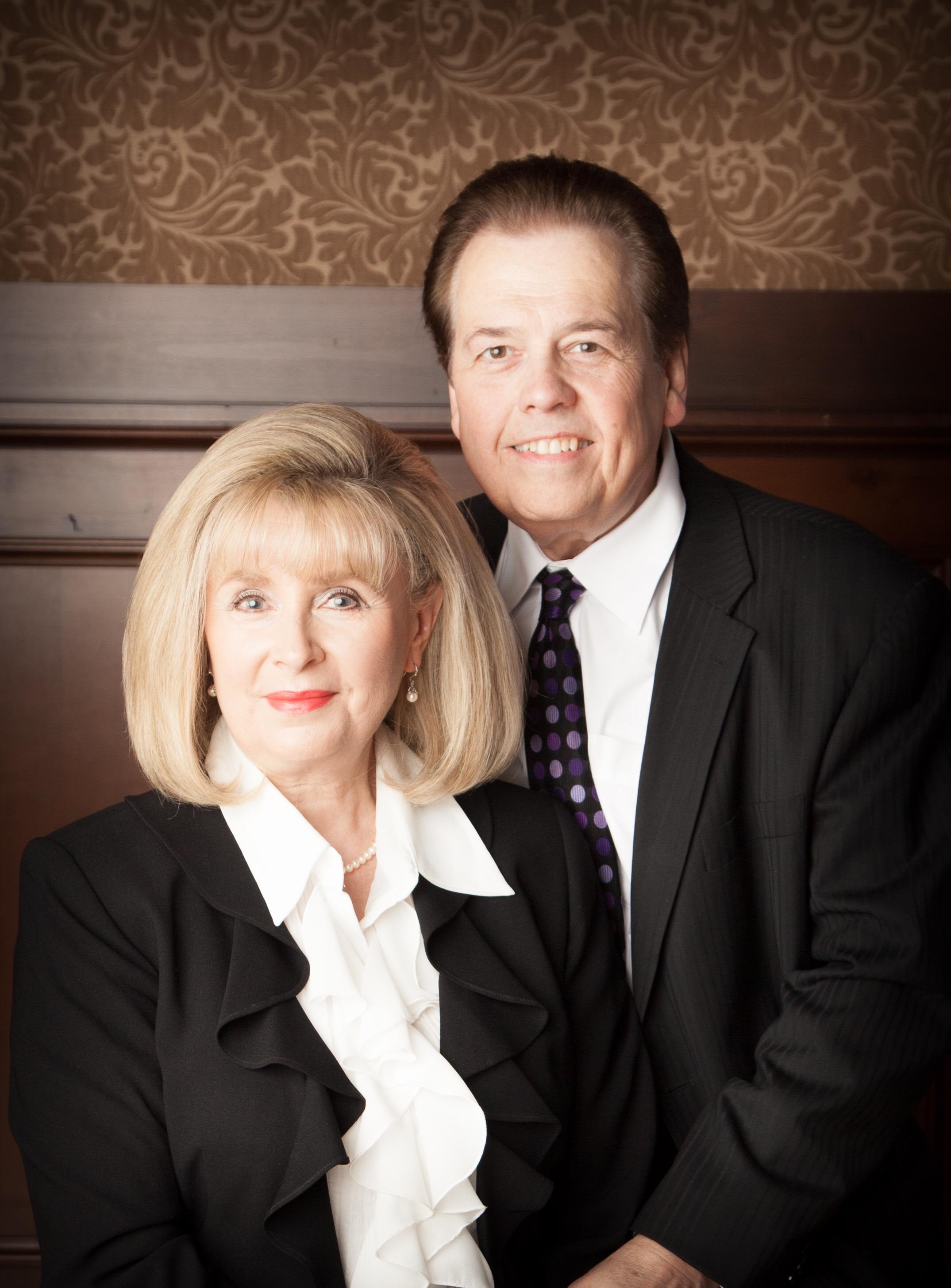 Alan & Suzanne Portrait #1