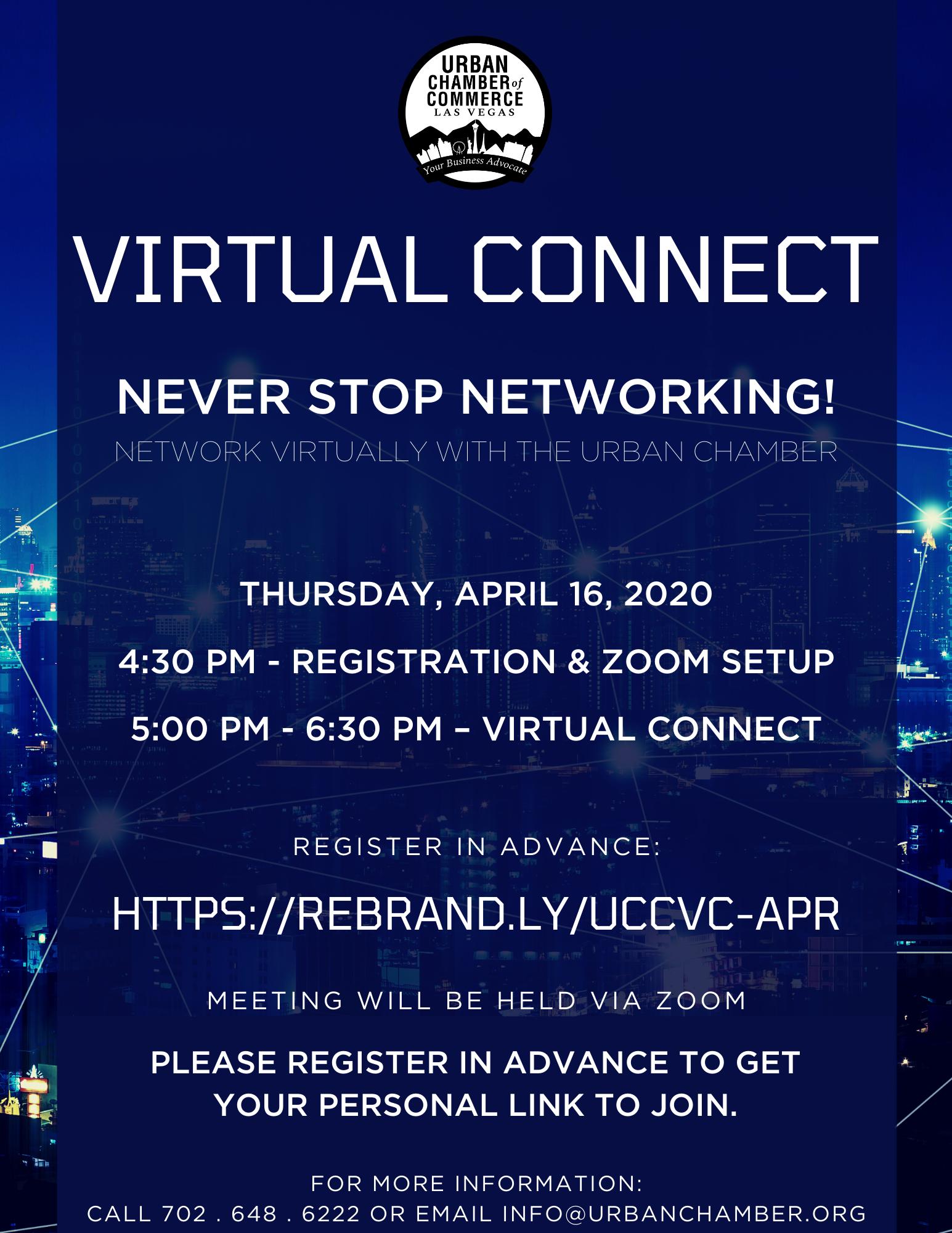 April Virtual Connect