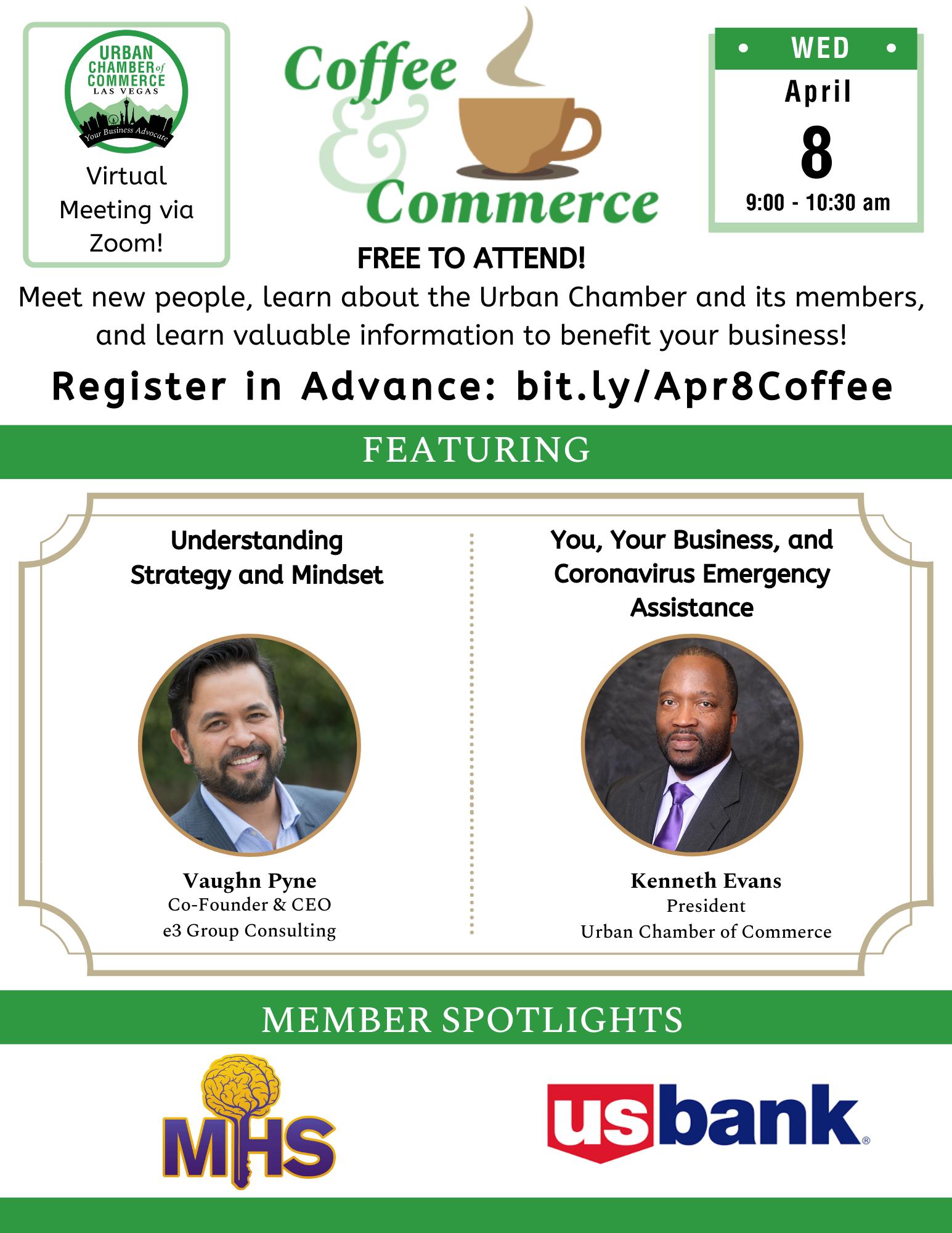 Coffee & Commerce April 2020