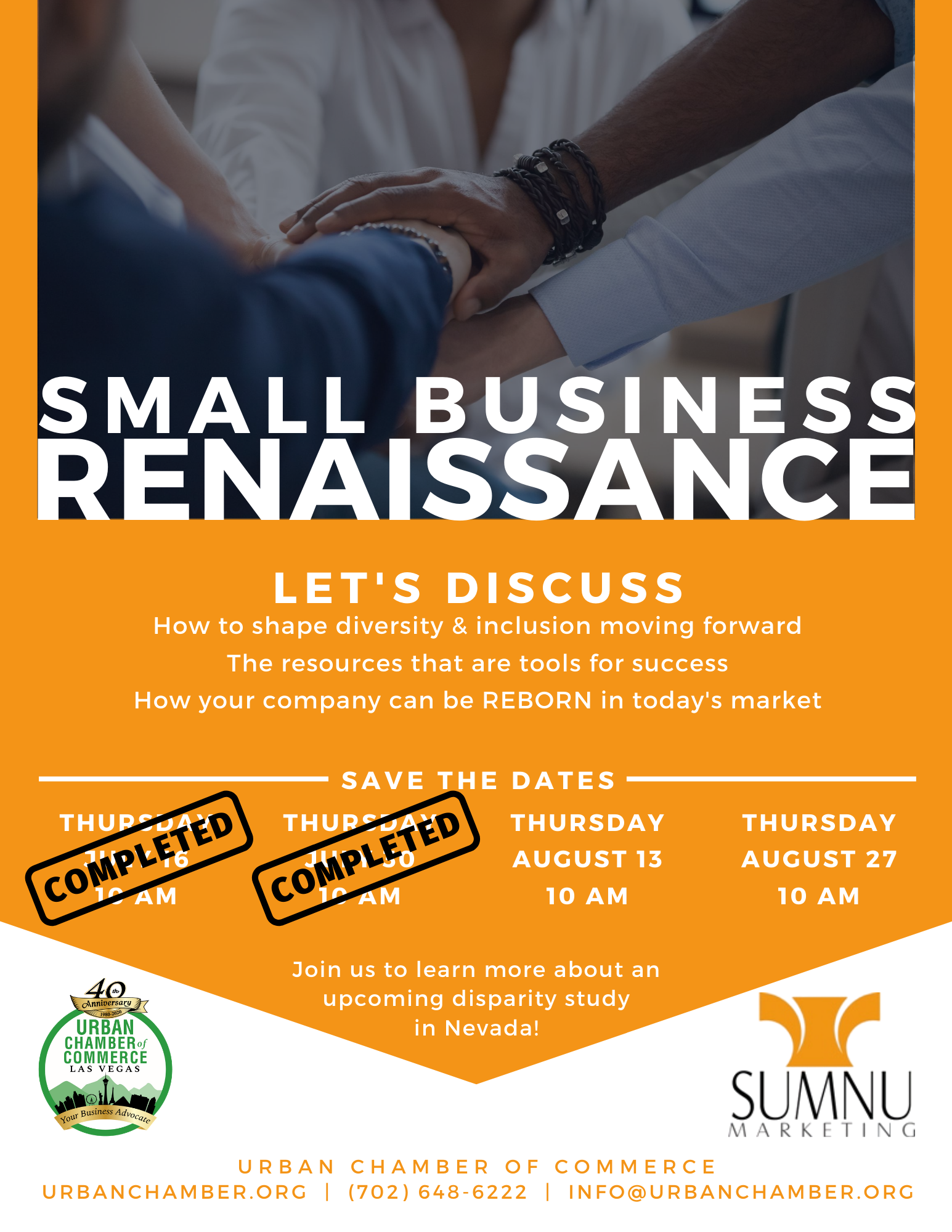 Small Business Renaissance Save The Date 3