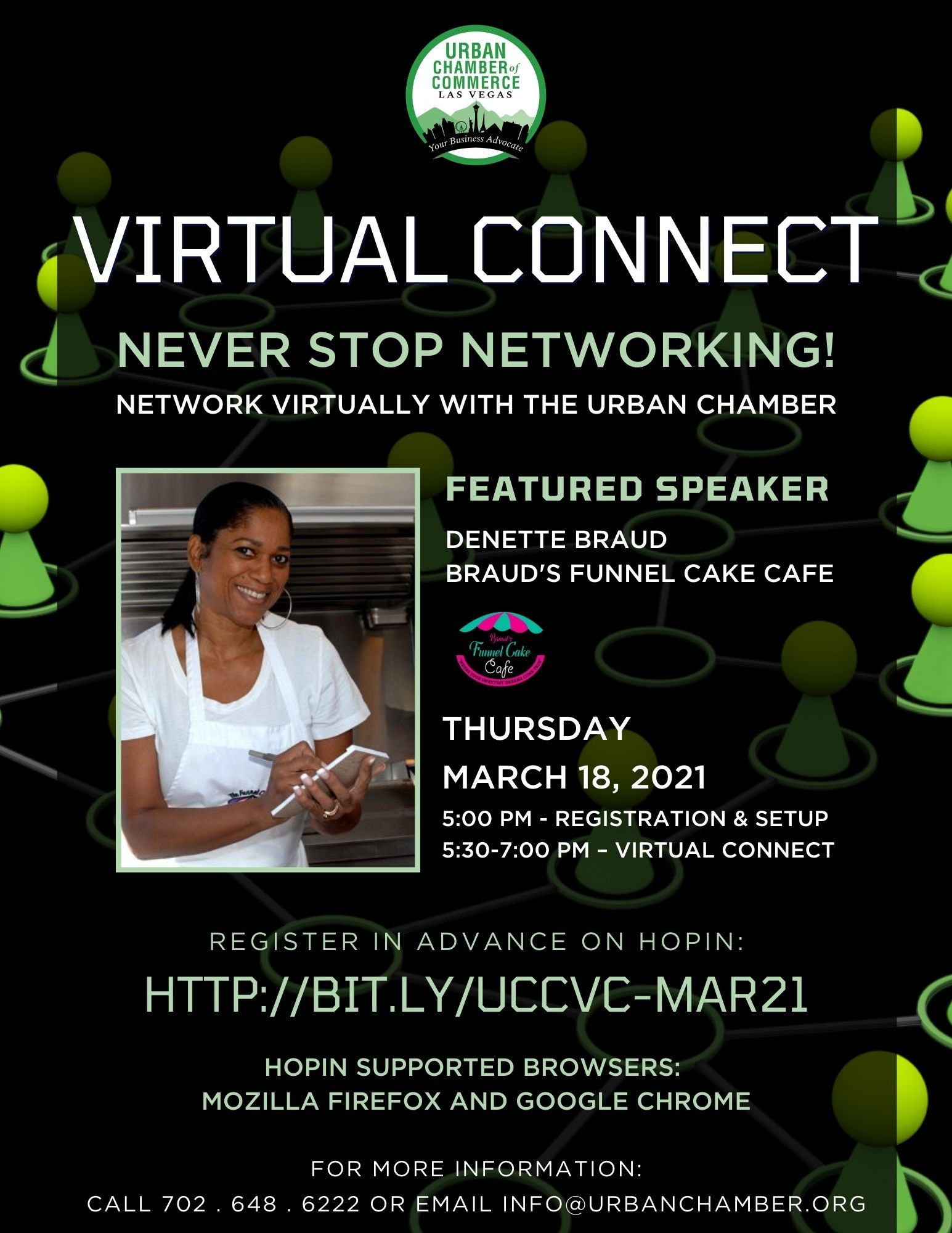 March Virtual Connect