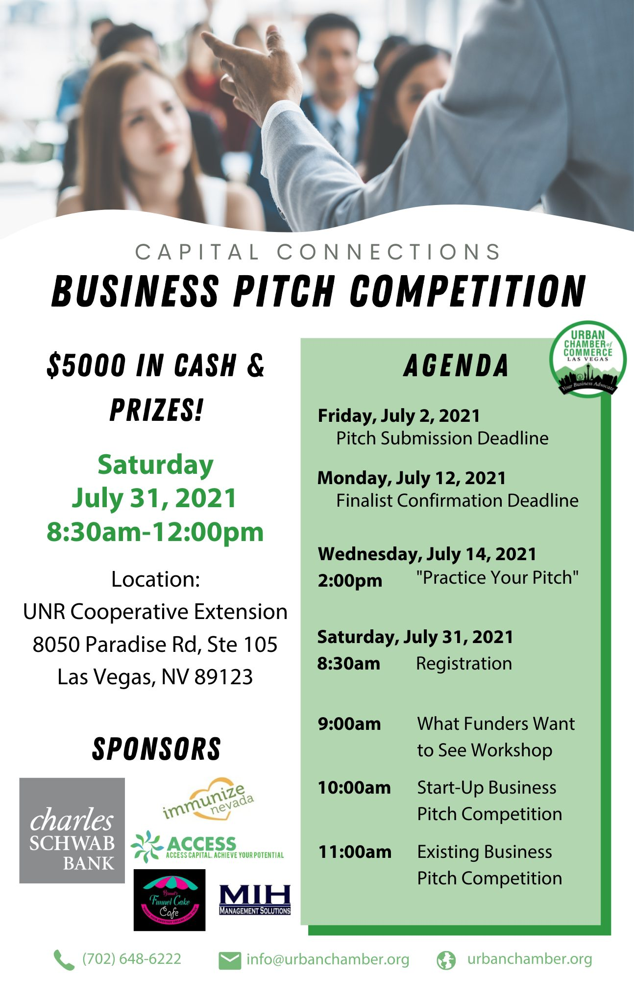 Business Pitch Competition 2021