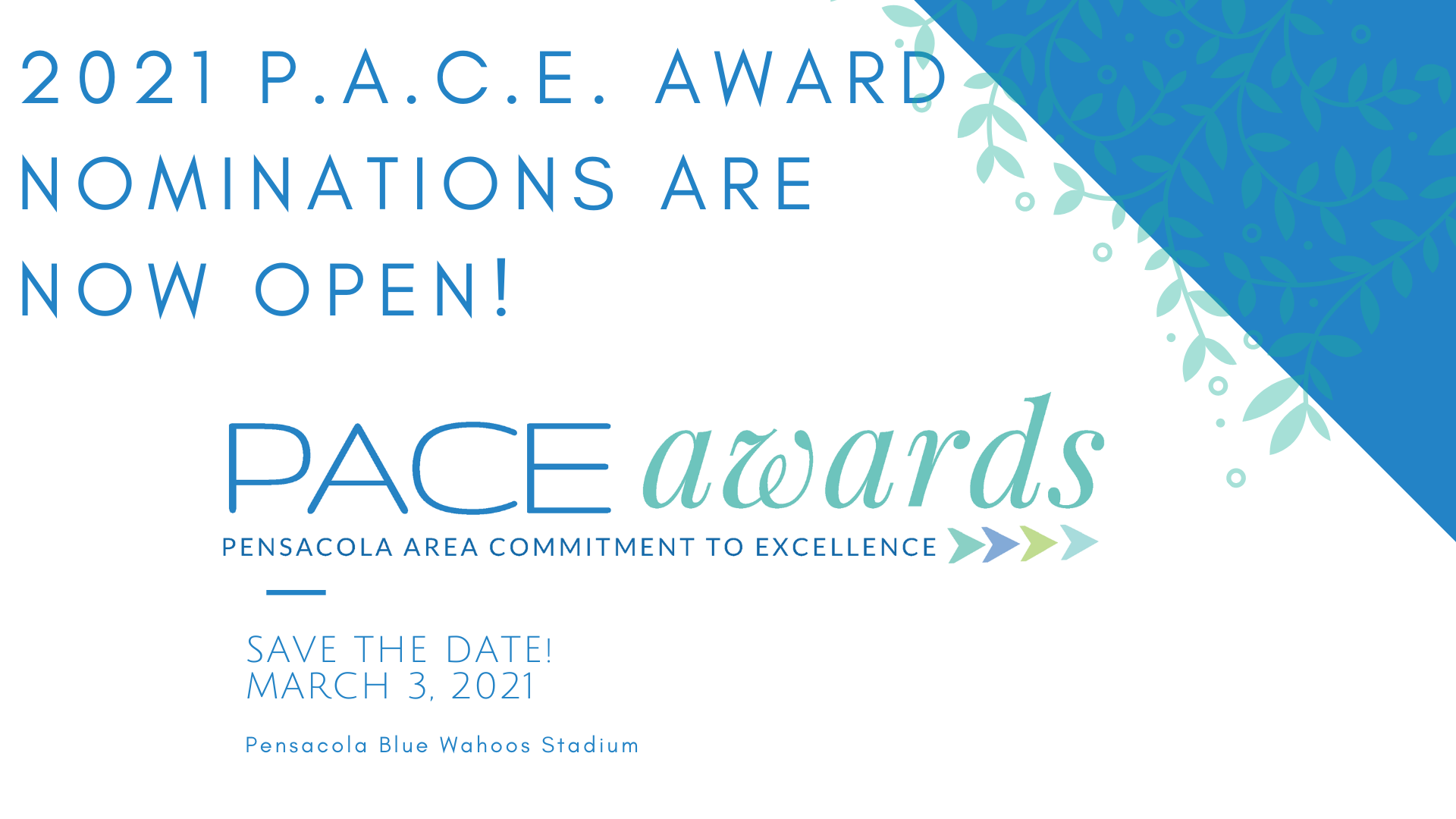 2019 PACE Awards