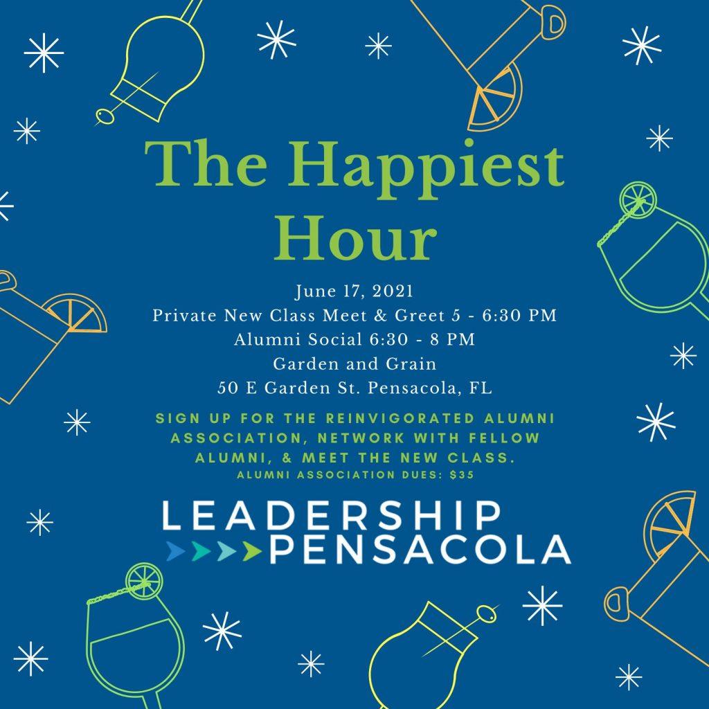 LeaP Happy Hour 2021 - Alumni