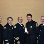 FIREFIGHTER OF THE YEAR - Matt Andris