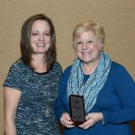 LIBRARY EMPLOYEE OF THE YEAR - Laurie Gornik