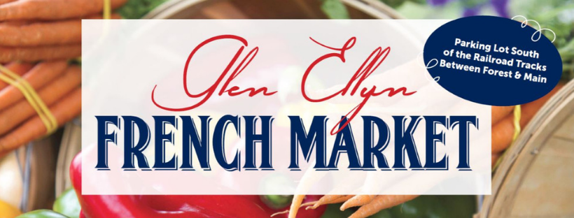 French Market Banner