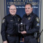 Police Officer of the Year: Sergeant Norman E. Webber