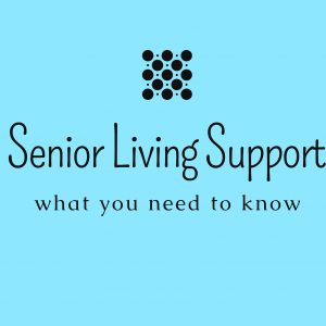 senior living support