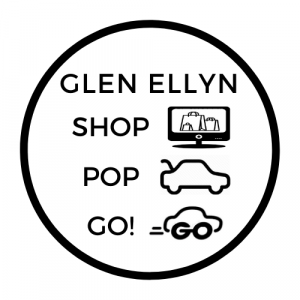 SHOP POP GO Logo