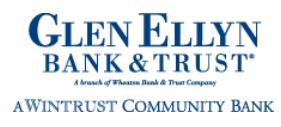 Glen Ellyn Bank & Trust nov 26