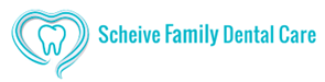 scheive family dental care logo