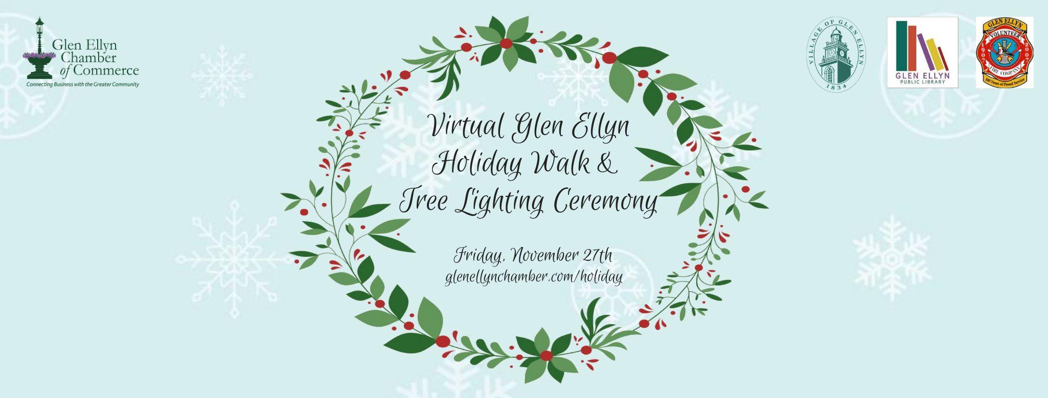 Virtual Glen Ellyn Holiday Walk & Tree Lighting Ceremony (2)